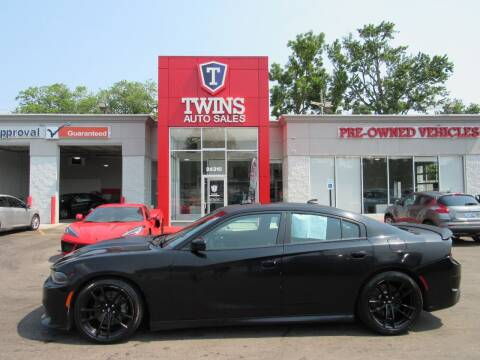 2019 Dodge Charger for sale at Twins Auto Sales Inc in Detroit MI