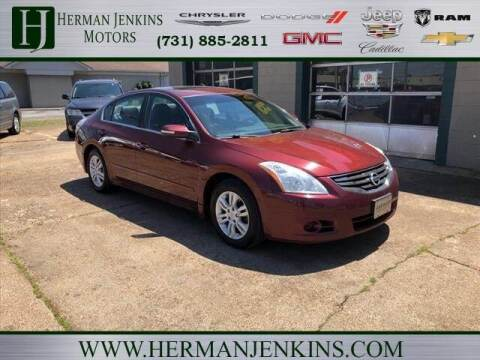 2011 Nissan Altima for sale at Herman Jenkins Used Cars in Union City TN