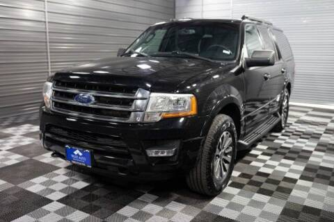 2016 Ford Expedition for sale at TRUST AUTO in Sykesville MD