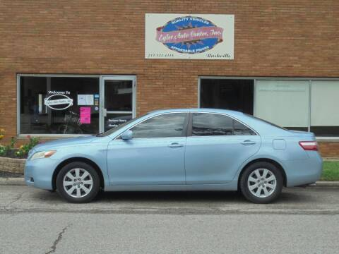 2008 Toyota Camry for sale at Eyler Auto Center Inc. in Rushville IL