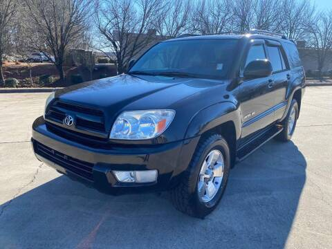 2005 Toyota 4Runner for sale at Triple A's Motors in Greensboro NC