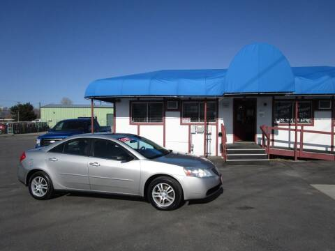 2005 Pontiac G6 for sale at Jim's Cars by Priced-Rite Auto Sales in Missoula MT