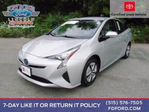 2017 Toyota Prius for sale at Fort Dodge Ford Lincoln Toyota in Fort Dodge IA