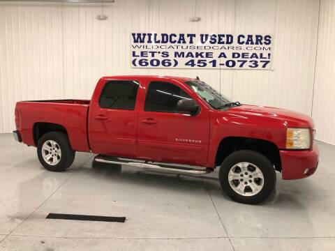 2011 Chevrolet Silverado 1500 for sale at Wildcat Used Cars in Somerset KY