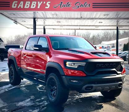 2021 RAM Ram Pickup 1500 for sale at GABBY'S AUTO SALES in Valparaiso IN