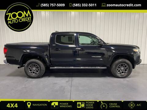 2018 Toyota Tacoma for sale at ZoomAutoCredit.com in Elba NY