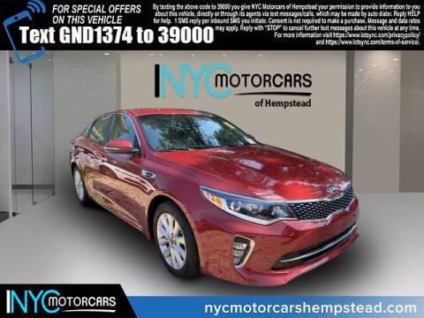 2018 Kia Optima for sale at NYC Motorcars in Freeport NY