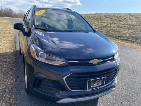 2018 Chevrolet Trax for sale at Mr. Car City in Brentwood MD