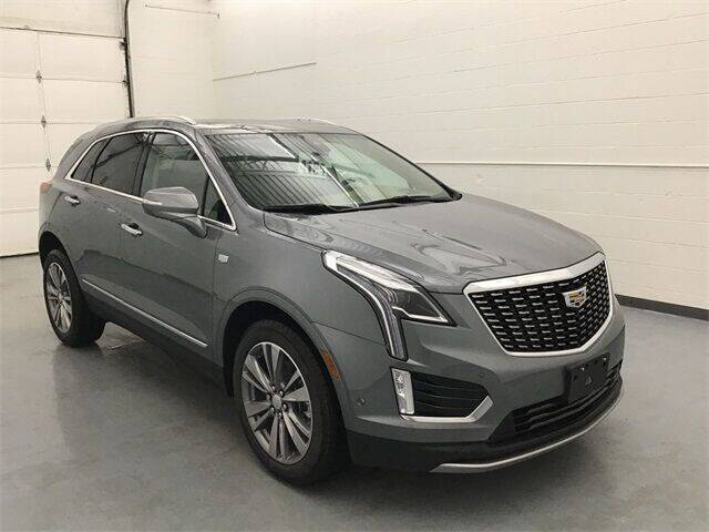 2021 Cadillac XT5 for sale in Waterbury, CT