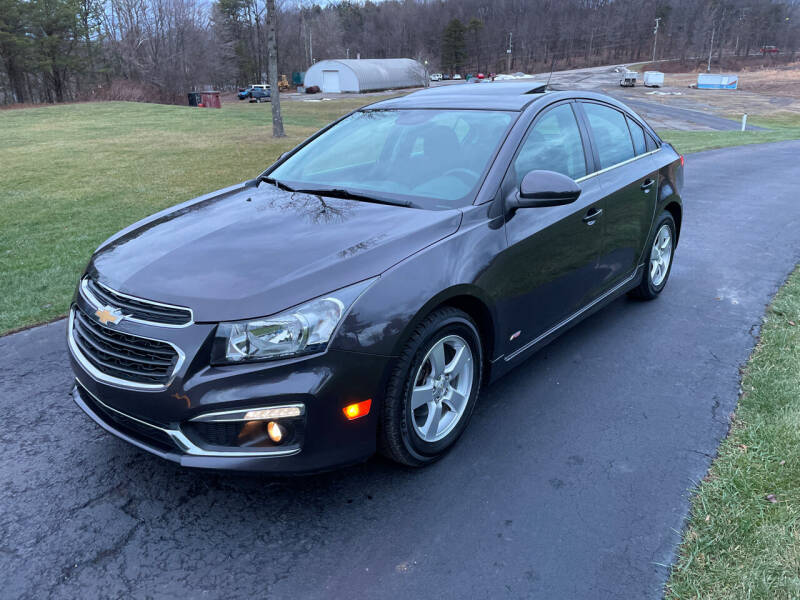 2015 Chevrolet Cruze for sale at THATCHER AUTO SALES in Export PA
