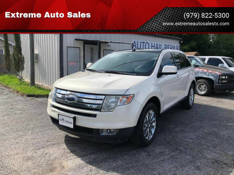 2008 Ford Edge for sale at Extreme Auto Sales in Bryan TX