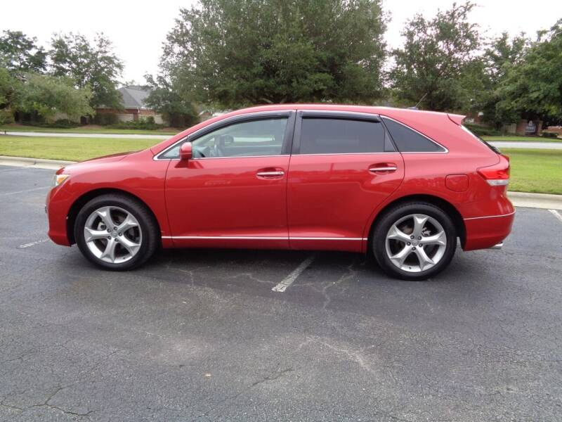 2009 Toyota Venza for sale at BALKCUM AUTO INC in Wilmington NC