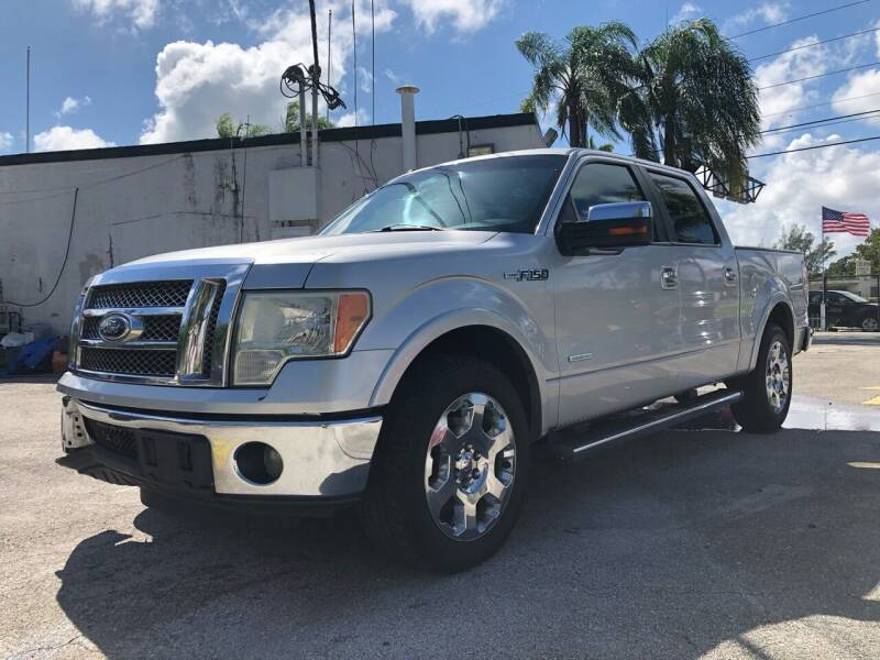 2011 Ford F-150 for sale at Gtr Motors in Fort Lauderdale FL