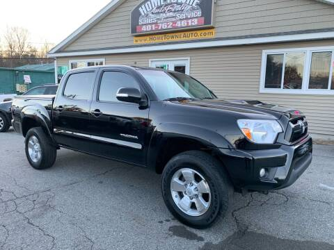 2015 Toyota Tacoma for sale at Home Towne Auto Sales in North Smithfield RI