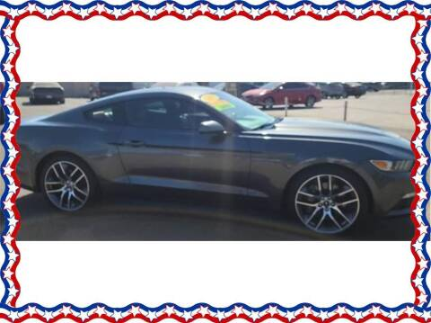 2015 Ford Mustang for sale at American Auto Depot in Modesto CA