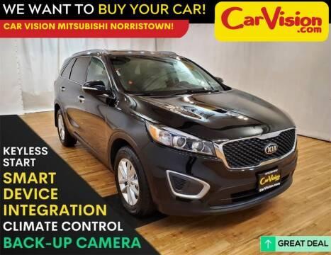 2018 Kia Sorento for sale at Car Vision Mitsubishi Norristown in Trooper PA