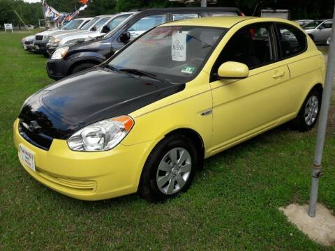 2010 Hyundai Accent for sale at Ray's Auto Sales in Elmer NJ