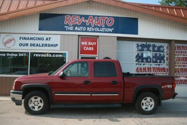 2005 Chevrolet Silverado 1500 for sale at Rev Auto in Clarion IA