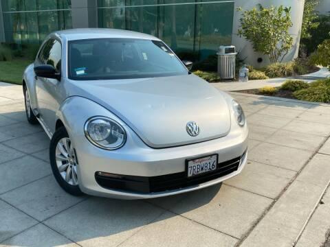 2014 Volkswagen Beetle for sale at Top Motors in San Jose CA
