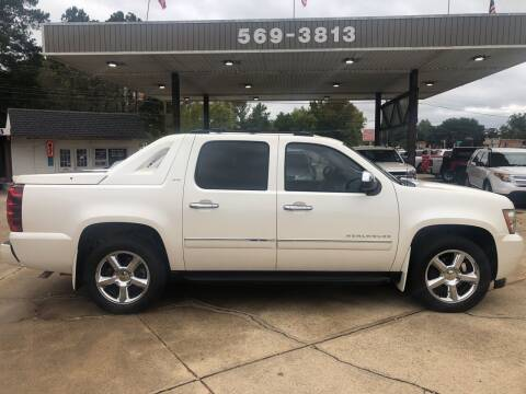 2011 Chevrolet Avalanche for sale at BOB SMITH AUTO SALES in Mineola TX