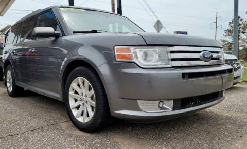 2009 Ford Flex for sale at Shelby's Automotive in Oklahoma City OK