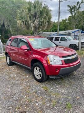 2006 Chevrolet Equinox for sale at Ideal Motors in Oak Hill FL
