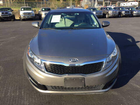 2013 Kia Optima for sale at Beckham's Used Cars in Milledgeville GA