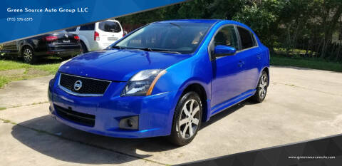 2012 Nissan Sentra for sale at Green Source Auto Group LLC in Houston TX