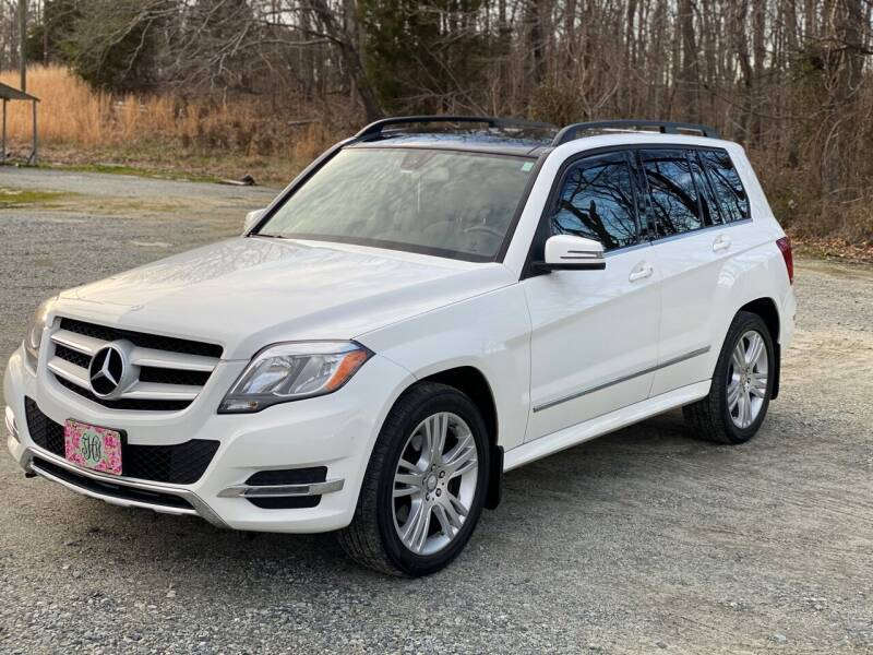 2014 Mercedes-Benz GLK for sale at Charlie's Used Cars in Thomasville NC