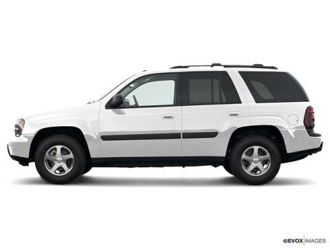 2005 Chevrolet TrailBlazer for sale at CHAPARRAL USED CARS in Piney Flats TN