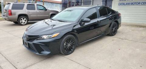 2019 Toyota Camry for sale at Motorcars Group Management in San Antonio TX