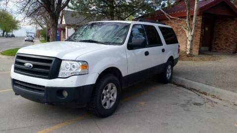 2014 Ford Expedition EL for sale at KHAN'S AUTO LLC in Worland WY