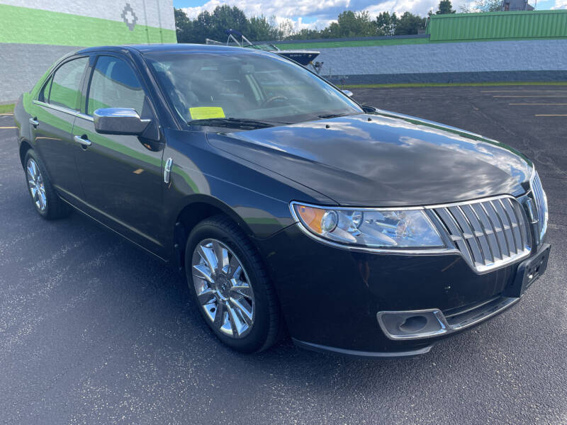 2012 Lincoln MKZ for sale at South Shore Auto Mall in Whitman MA