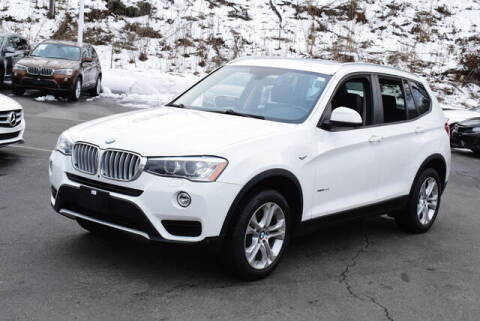 2017 BMW X3 for sale at Automall Collection in Peabody MA