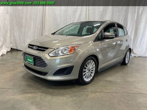2015 Ford C-MAX Hybrid for sale at Green Light Auto Sales LLC in Bethany CT