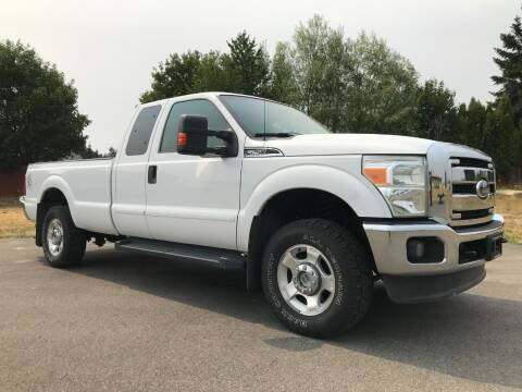 2011 Ford F-250 Super Duty for sale at Pool Auto Sales in Hayden ID