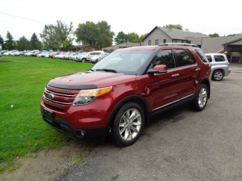 2013 Ford Explorer for sale at COUNTRYSIDE AUTO INC in Austin MN