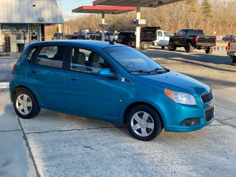 2009 Chevrolet Aveo for sale at Charlie's Used Cars in Thomasville NC