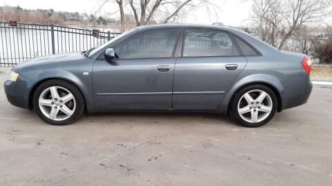 2004 Audi A4 for sale at Macks Auto Sales LLC in Arvada CO