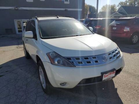 2005 Nissan Murano for sale at ROYAL AUTO SALES INC in Omaha NE