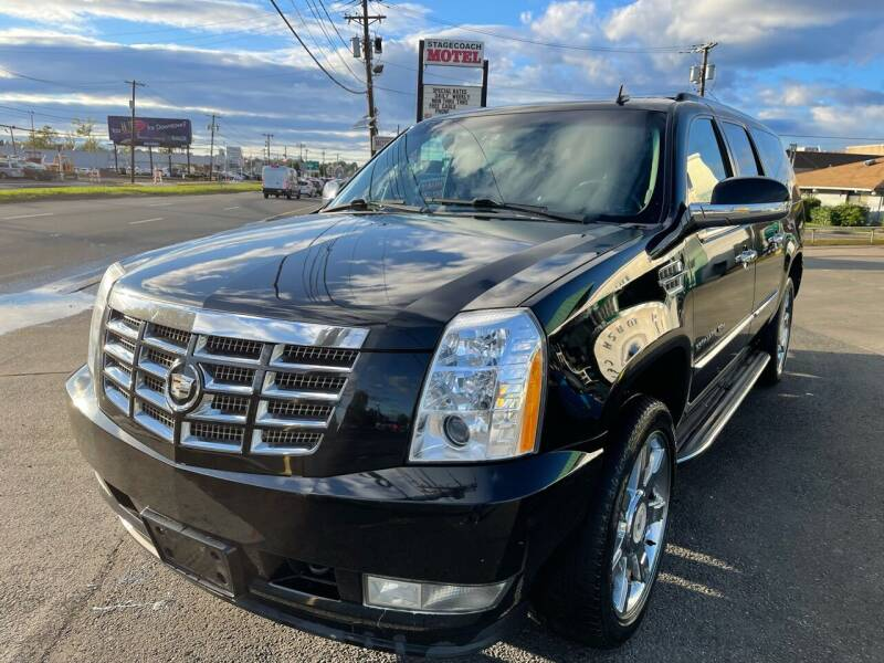 2010 Cadillac Escalade ESV for sale at MFT Auction in Lodi NJ
