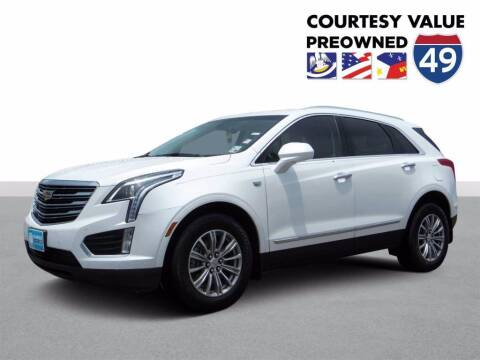 2018 Cadillac XT5 for sale at Courtesy Value Pre-Owned I-49 in Lafayette LA