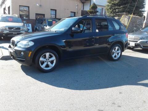 2007 BMW X5 for sale at Nelsons Auto Specialists in New Bedford MA