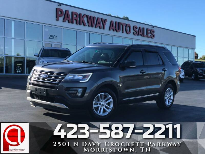 2016 Ford Explorer XLT 4dr SUV - Morristown TN