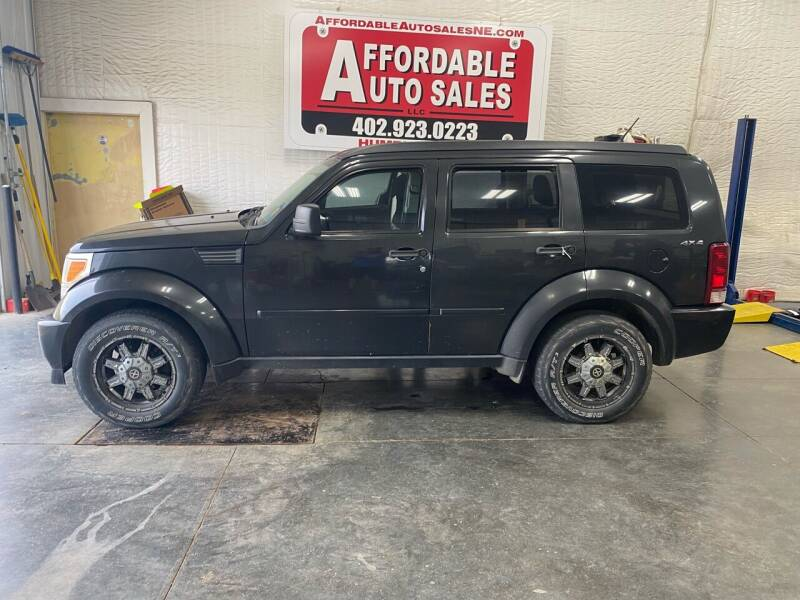 2011 Dodge Nitro for sale at Affordable Auto Sales in Humphrey NE