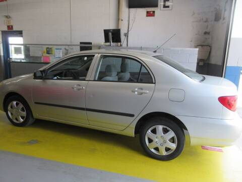2003 Toyota Corolla for sale at HW Auto Wholesale in Norfolk VA