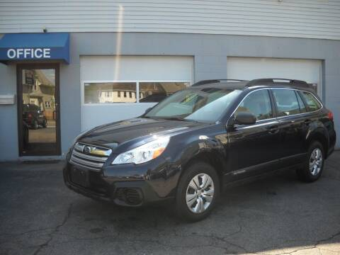 2013 Subaru Outback for sale at Best Wheels Imports in Johnston RI