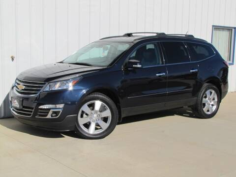 2015 Chevrolet Traverse for sale at Lyman Auto in Griswold IA