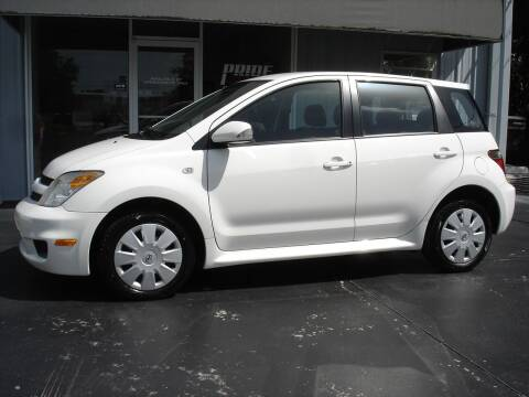 2006 Scion xA for sale at PRIDE AUTO SALES LLC in Nokomis FL