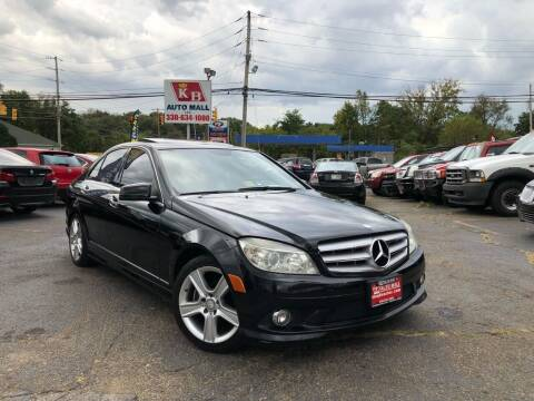 2010 Mercedes-Benz C-Class for sale at KB Auto Mall LLC in Akron OH